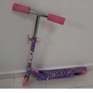 Foldable Skate Scooter