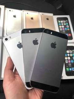 iPhone 5s 16gb Semi-Factory Unlocked