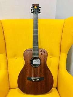 Martin LX1E + Ed Sheeran Signature First Edition Plus Acoustic Guitar