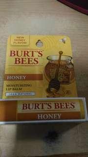 Burt's Bees 蜂蜜皇牌潤唇膏