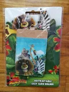 Madagascar Retractable Card Holder