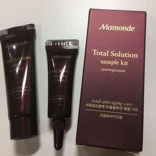 Mamonde sample set 2
