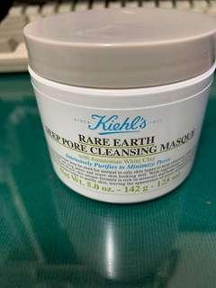 Kiehl's亞馬遜白泥淨緻毛孔面膜