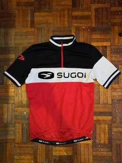 SUGOI Vintage Cycling Jersey S