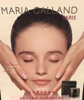 Maria Galland 白松露金緻面部療程