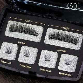 🚚 3D Magnetic False Eyelashes