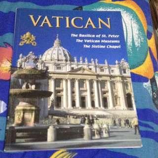 Vatican - Sistine Chapel , Basilica Of St Peter