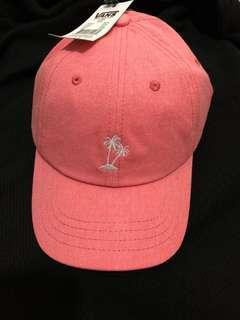 Vans Pink Cap 帽
