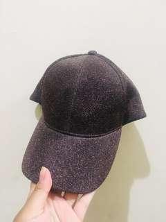 Cotton On Rubi Hat Glitter Brown