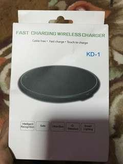 Fast charging witeless charger
