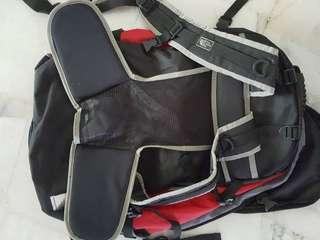 THE NORTH FACE BACKPACK LOOKALIKE 35 LiTER