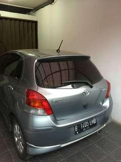 Yaris E Limited Edition Matic 2009 dp 8jt