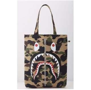 *Restock* Bape Shark Tote Bag