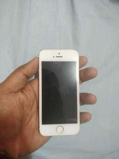 iPhone 5 for spare parts only