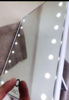 最新Fancl鏡 fancl led mirror 燈鏡 化妝鏡