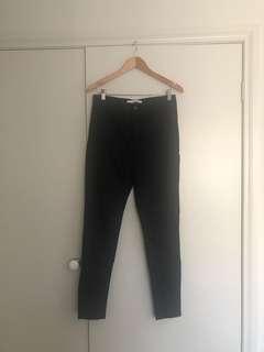 Supre Black Skinny Jeans Size12