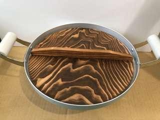 🚚 日本製 山本鋁鍋-未使用過