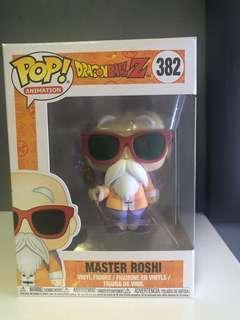 Dragon ball z master Roshi pop