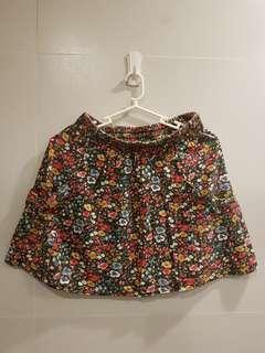 Cotton On Floral Garter Skirt