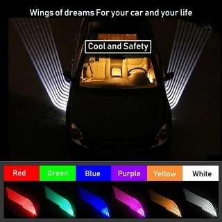 Angel Wings LED Light (Red Color)