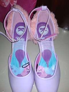 The little things she needs x trolls high heels uk 37 ungu purple