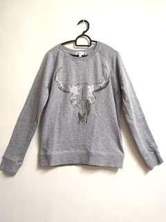 Cotton On Grey Sweater / Pullover
