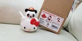 sanrio hello kitty 中華系列 調味樽