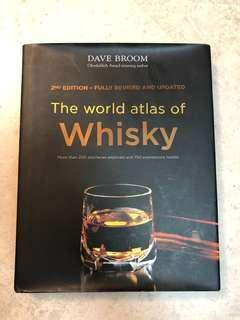 The world atlas of Whisky book