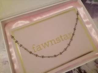 Fawnstar mini wish necklace 🌟
