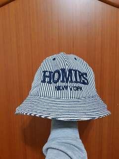 🚚 藍白條紋漁夫帽