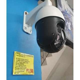 PTZ Speed Dome IP camera 1080P (Smartwatch brand)