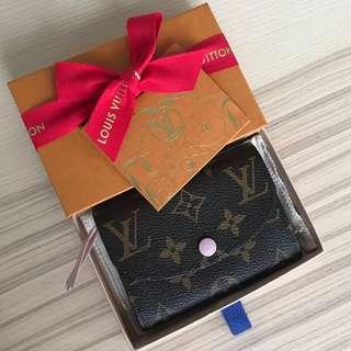 LV Rosalie Coin Purse / Wallet / Travel Wallet