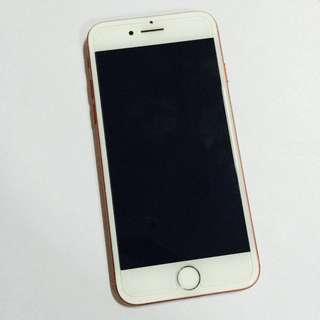 IPHONE 7 RED 128gb FU