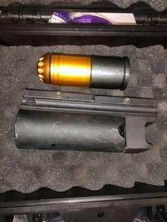 榴彈發射器+榴彈GBB