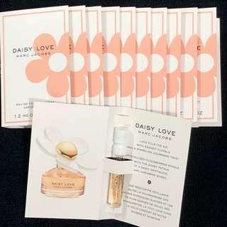 MARC JACOBS DAISY LOVE EAD DE TOILETTE @1.2ml @$15
