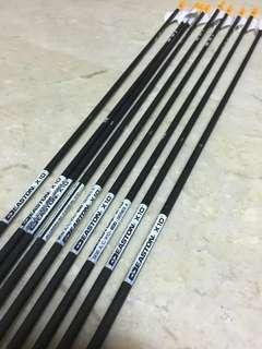 Easton X10 600 (9 arrows)