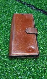 Original Burkley Note 8 magnetic leather case