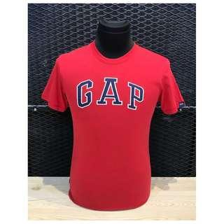GAP T-Shirt RED - READY STOCK
