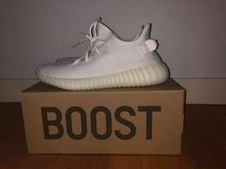 Yeezy Boost 350 V2 Triple White Size US 8.5