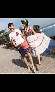 Couple Beachwear
