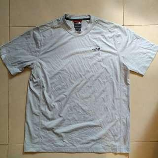 The north face 跑步行山Tee.(Size M)