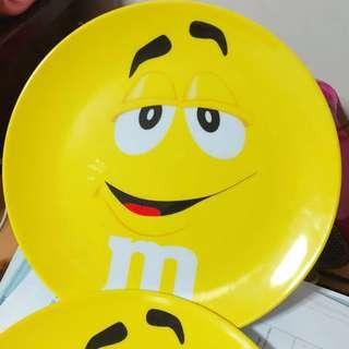 M&M Plate