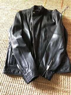 Leather Jacket from Matinique