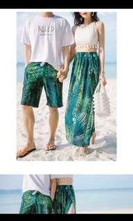 Couple Beachware
