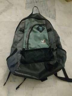 Vintage Millet Backpack