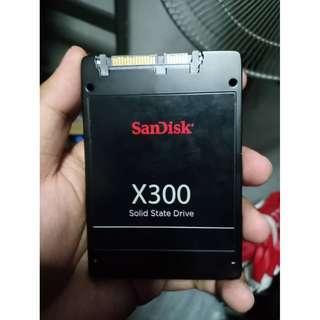 SanDisk X300 SSD