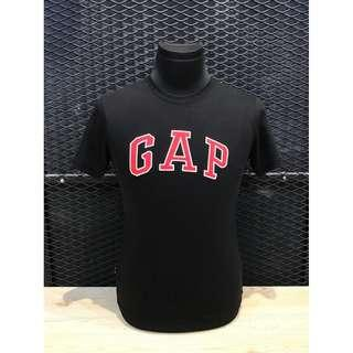 GAP T-Shirt BLACK - READY STOCK