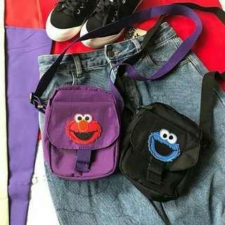 Elmo Sling Bag 🌸