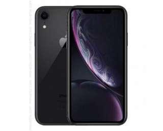 iPhone XR Black brand new 128GB