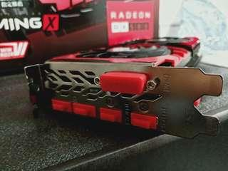Msi rx580 gaming X  8g